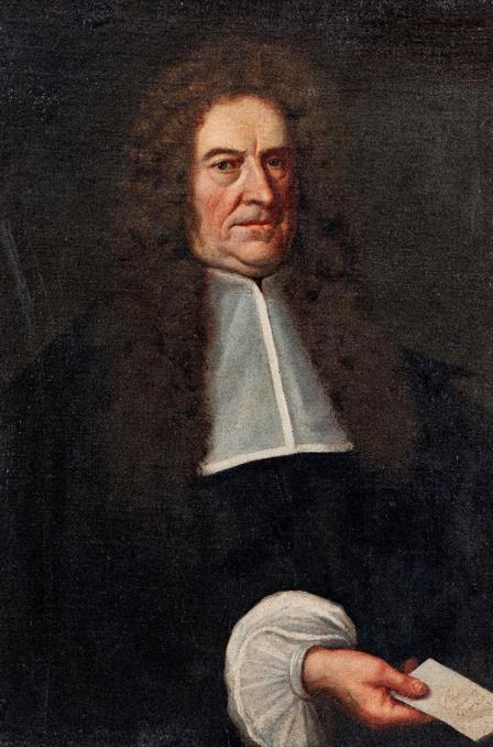 Anonym, Jan Bedřich Sachs, 1694–1698
