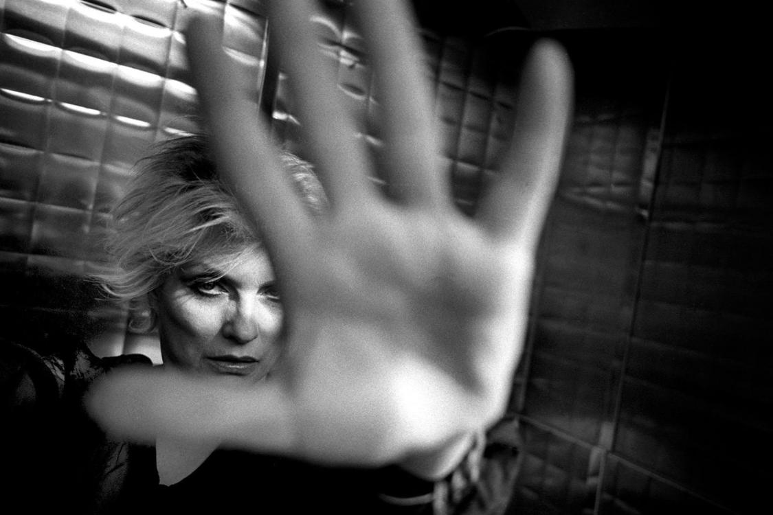 Antonín Kratochvíl, Debbie Harry, nedatováno