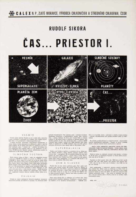 Rudolf Sikora, Time… Space I., 1971