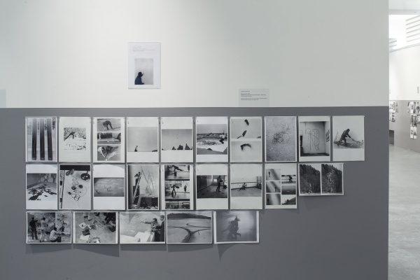 view to the exhibition Jiří Kovanda Versus the Rest of the World, House of Photography, 2014. Photo by Tomáš Souček