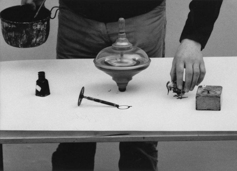 """z filmu """"Černobílé kontrapunkty"""", 1971"""