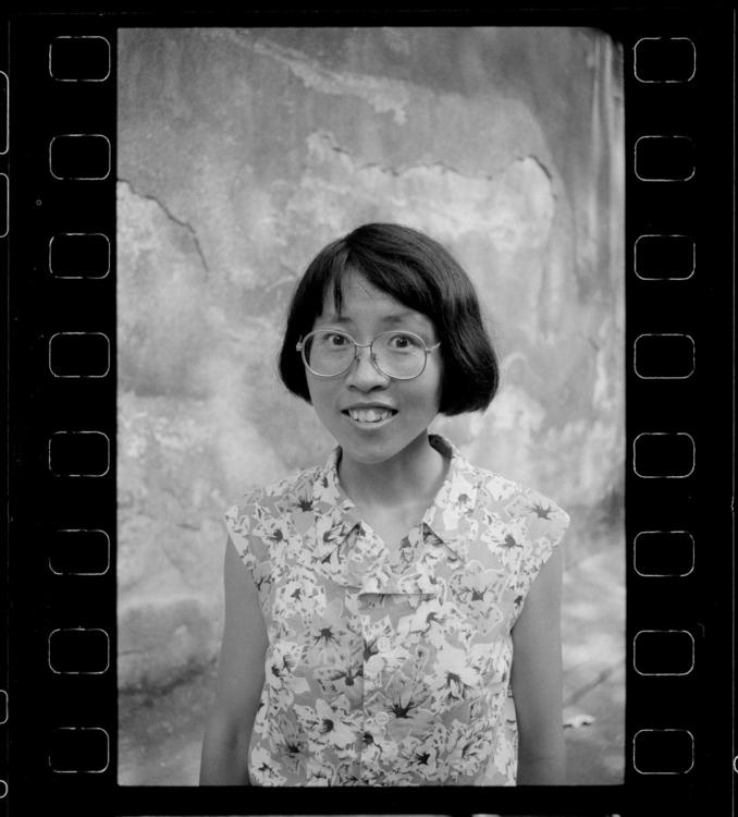 Xiao Quan, Can Xue, writer, 1991, Changsha